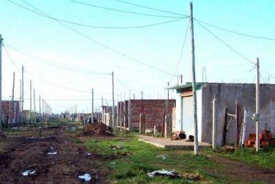 Crisis habitacional en la Provincia: el primer objetivo, terminar las 27 mil viviendas inconclusas