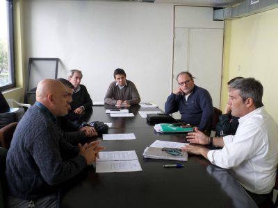 Se reunió el Consejo Consultivo del Parque Camet