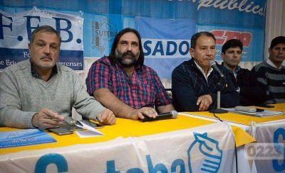 """Baradel advirtió que la situación edilicia en escuelas de Mar del Plata """"es grave"""""""