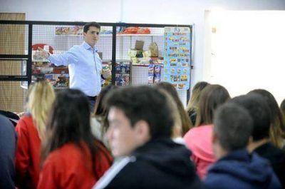 """Juan Pablo Allan: """"El sistema educativo nos mentía"""""""