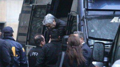 La ruta del dinero K: fracasa un nuevo intento de Lázaro Báez para abandonar la prisión