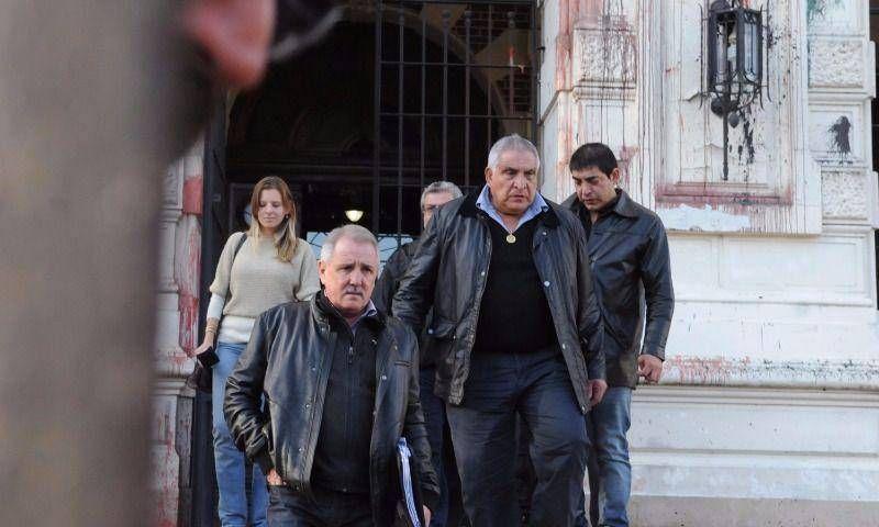 El Pata Medina le advirtió a Vidal que controlará la ejecución de las obras