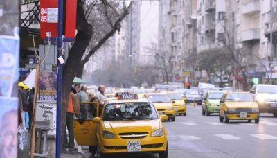 Algunos taxis harán viajes gratis por un paro al estilo japonés