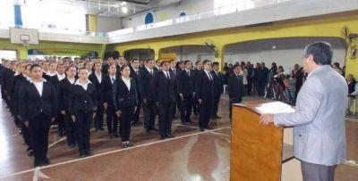Policía Local: La oposición completa firmó el proyecto para transparentar la selección