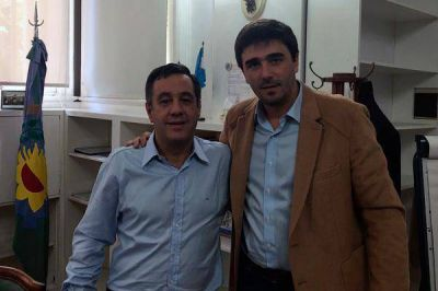 Galli le pidió al ministro de Educación por edificios de Olavarría
