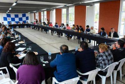 El Gobierno intensifica la implementación de políticas sociales en toda la provincia