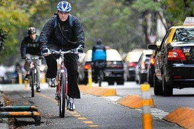 La semana próxima se discutirá el proyecto para incorporar ciclovías en las calles de Bahía