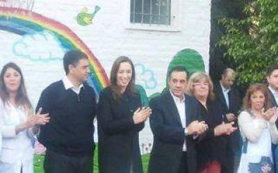 Desde Vicente López, Vidal formalizó la reforma educativa en la Provincia