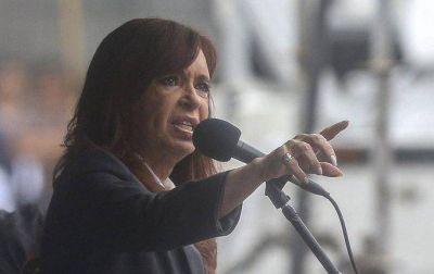 Cristina Kirchner pidi� que la causa Los Sauces pase a Ercolini