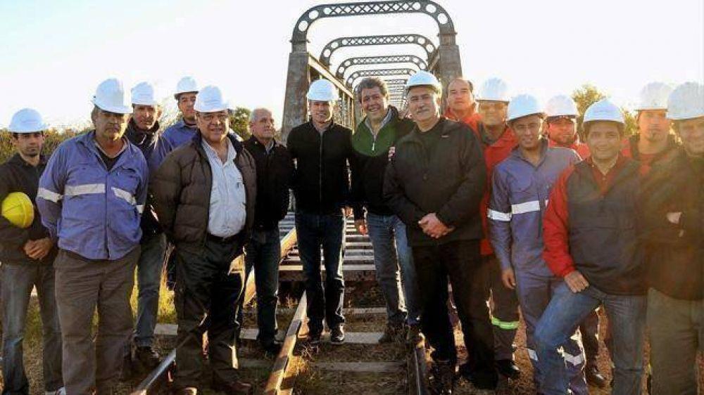 Ferroviarios entrerrianos en alerta por rumores de cierre del Ferrocarril Urquiza
