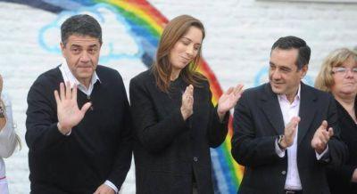 Vidal refuerza su alianza con Jorge Macri: anunció una reforma educativa desde Vicente López