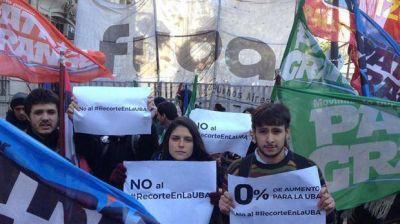 Siguen las protestas en las universidades