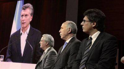 Macri llamó a jueces y fiscales a terminar con la impunidad