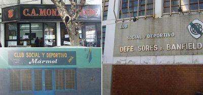 Los tarifazos ponen en riesgo la continuidad de los clubes de barrio