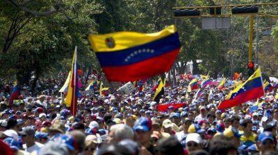 Chavismo y oposici�n medir�n fuerzas este mi�rcoles en las calles de Venezuela