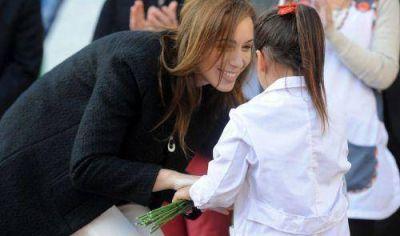 Vidal anunció que 700 mil alumnos serán evaluados y defendió
