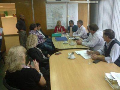 Gobierno, Diputados e Intendentes unidos para que el Belgrano Cargas llegue a Barranqueras