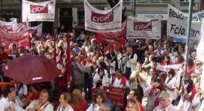 Reclamos paritarios: Más de cinco movilizaciones sacudirán la calles de la Capital Provincial