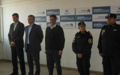 Vicente L�pez: Comienza nueva formaci�n de la Polic�a Local