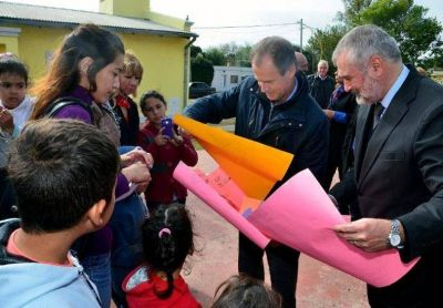 Habrá concurso público para definir el destino de los campos de Guardamonte