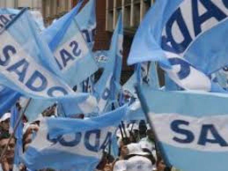 Sadop Entre Ríos respalda el reclamo de los docentes universitarios
