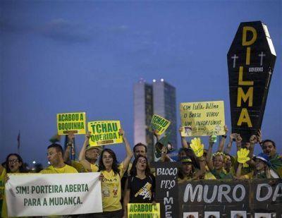El clima de resignación le ganó a la euforia en Brasilia