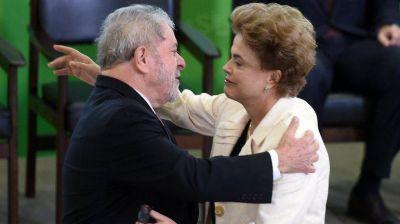 Lula da Silva acompañará a Dilma Rousseff en su acto de despedida
