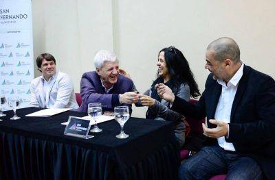 San Fernando firmó un convenio con la UBA, otro avance para la descentralización universitaria