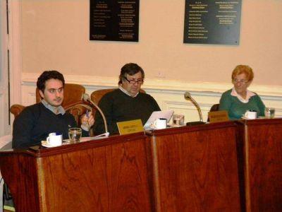 Subsidios entregados por Concejales del Frente Renovador de Saladillo durante el 2015
