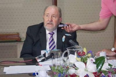 Atuel: Verna anunci� que habr� audiencia de conciliaci�n en julio