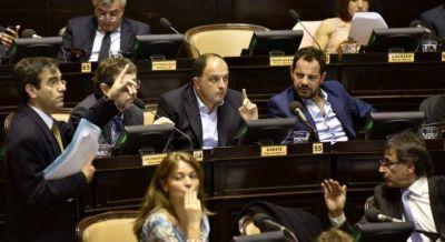 Fuerte respaldo de la oposici�n a Vidal para que lleve el reclamo por el Fondo del Conurbano al Congreso