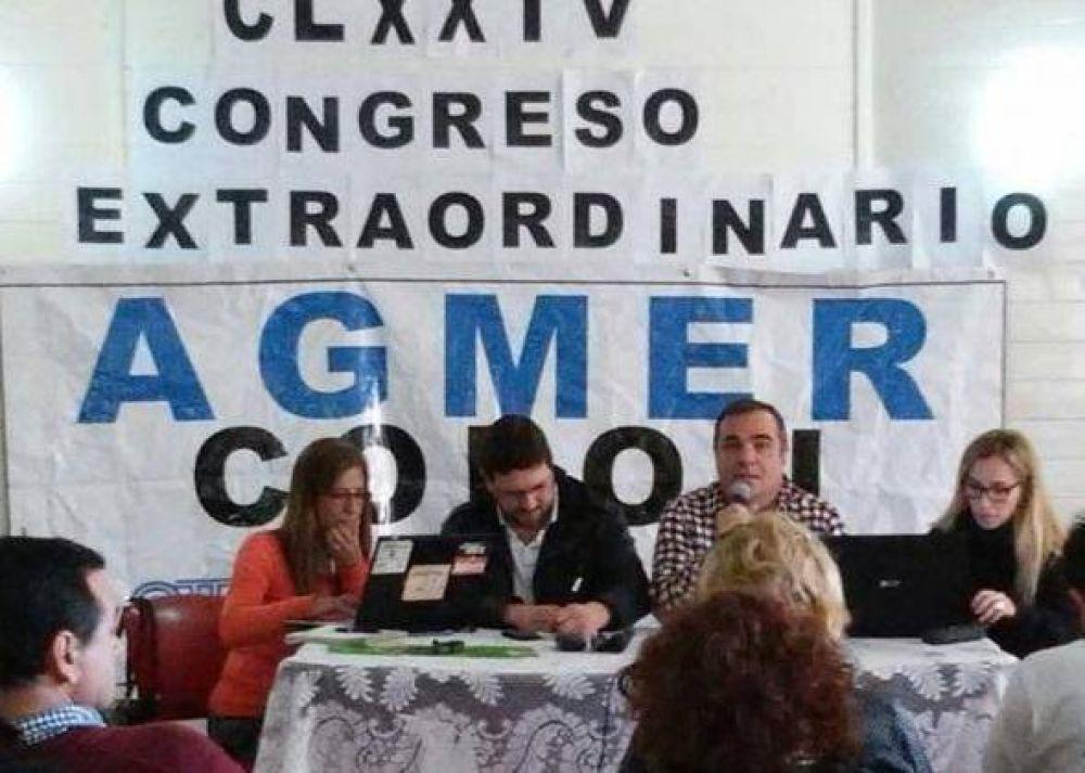 Perla Florentín fue elegida como candidata a vocal gremial por Agmer