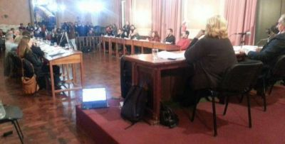 Con cruces por la Juventud Fe, aprobaron pedido de informes sobre la distribución de mercadería durante el temporal