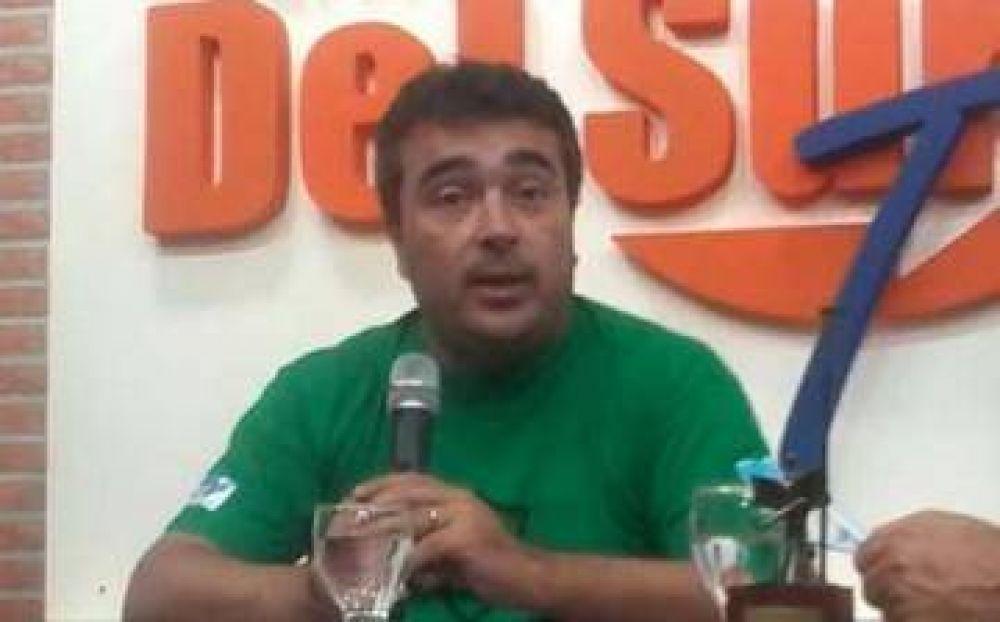"""Fariña: """"Ferraresi tiene que sentarse con el STMA porque se lo exige el Ministerio"""""""