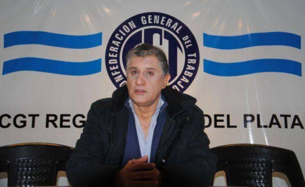 """Medina: """"Ésta tiene que ser una CGT de puertas abiertas para dar soluciones a todos los gremios"""""""