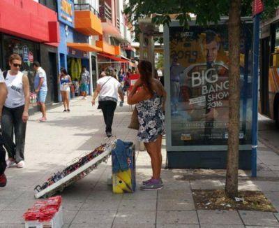 Ucip le sale al cruce a los Vendedores Ambulantes y pide respetar el espacio público