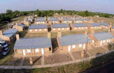 Polémica entrega de viviendas en Margarita Belén