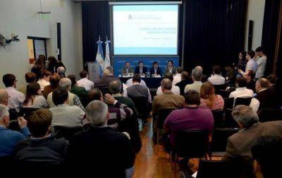 LAVALLE: EL INTENDENTE PONTE PRESENTE EN CHARLA DE ACCIONES DE PREVENCIÓN ANTE INCIDENCIAS CLIMÁTICAS DE NACIÓN