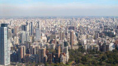 El aire de la ciudad tiene 30% m�s de componentes nocivos que los que recomienda Naciones Unidas