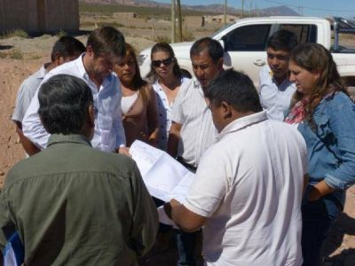Buscan optimizar el servicio de agua en Cachi y Guachipas