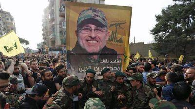 Hezbollah acusa a islamistas radicales por la muerte de su jefe militar en Siria