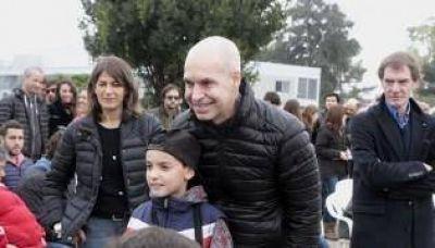 "Rodríguez Larreta presentó ""Arte en Barrios"""