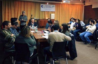 El ingeniero Guillermo Lobera fue reelecto en la Facultad de Ingeniería