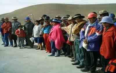 Presentarán un plan para el abordaje de problemáticas sociales en las comunidades originarias