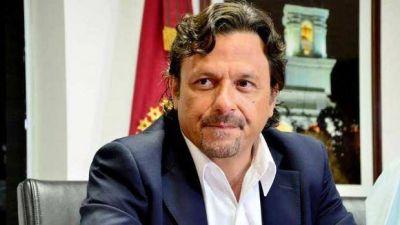 Sáenz habló de la polémica en torno a los fondos del municipio