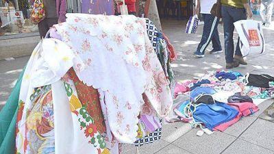 La Cámara Textil denuncia resurgimiento de la venta ambulante en Mar del Plata