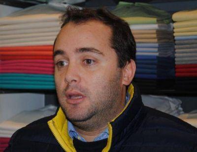 "Juan Pablo Maisonave: ""Vamos a pedirle al intendente revalorizar Juan B. Justo"""