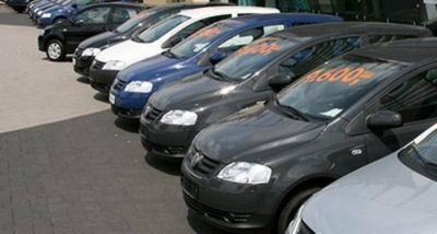 Cayeron las ventas de autos usados