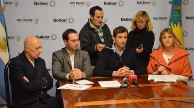 """Eduardo Bucca: """"No queremos tener más accidentes de tránsito en nuestra ciudad"""""""