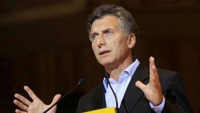 Lanza Macri hoy licitación para captar inversión